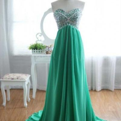 Long Chiffon Evening/Party/Prom Dress