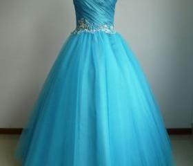 Long Tulle Dress for..